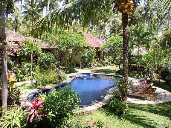 Saraswati Holiday House - Image 1 - Lovina Beach - rentals