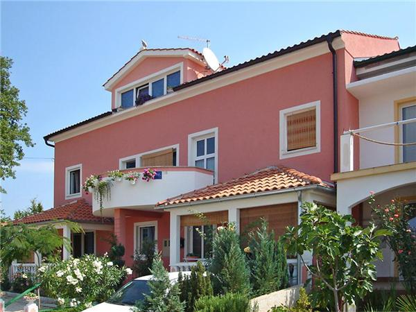 Apartment for 5 persons in Krk - Image 1 - Malinska - rentals