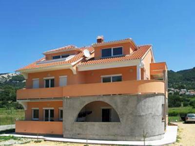 Apartment for 8 persons near the beach in Rab - Image 1 - Banjol - rentals