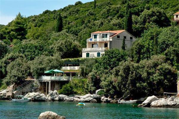 Renovated apartment for 4 persons, with swimming pool , near the beach in Cavtat - Image 1 - Molunat - rentals