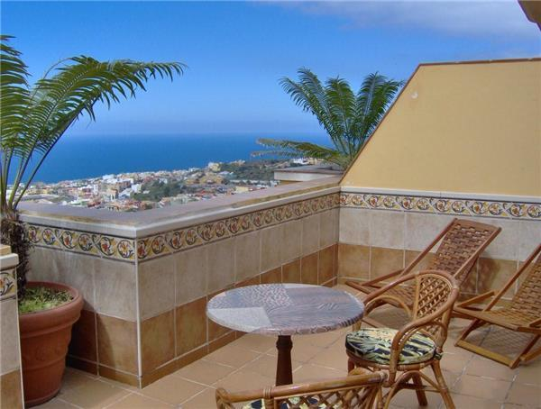 Newly built apartment for 2 persons in Icod de los Vinos - Image 1 - Icod de los Vinos - rentals
