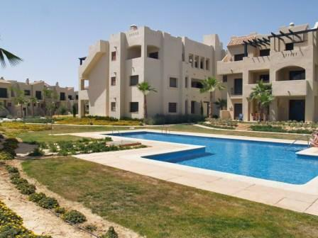 Apartment for 4 persons, with swimming pool , in Los Alcázares - Image 1 - San Javier - rentals
