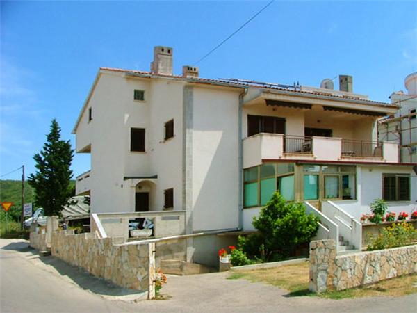 Apartment for 5 persons in Krk - Image 1 - Punat - rentals