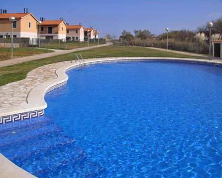 Attractive holiday house for 6 persons, with swimming pool , in Playa de Pals - Image 1 - Torroella de Montgri - rentals