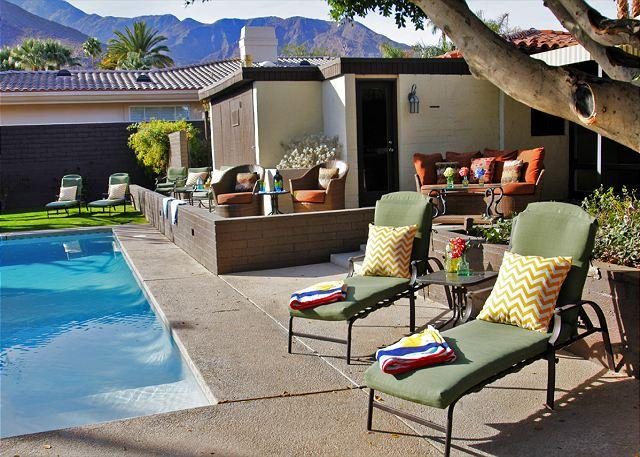 Casa Del Sol - 4 nites 8/24-8/28 Only $999 Inclusive - Sleeps 8! - Image 1 - Palm Springs - rentals