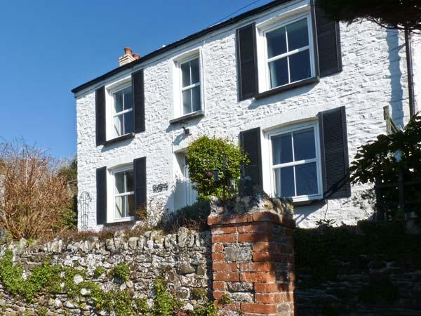 GORWELL HOUSE, detached, woodburner, off road parking, garden, in Combe Martin, Ref 23679 - Image 1 - Combe Martin - rentals