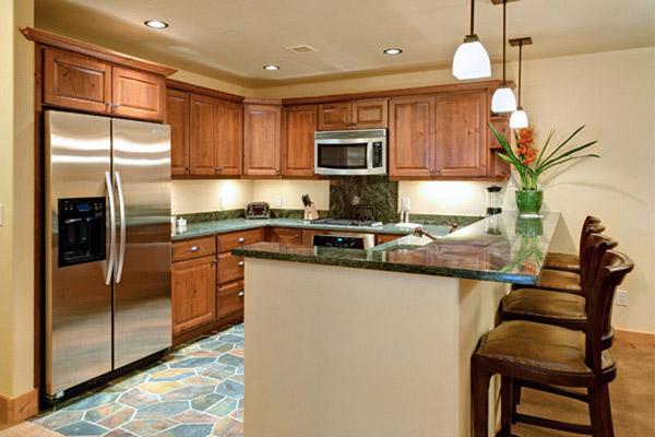 Kitchen - Bear Lodge 6103 - 6103 Bear Lodge, Trappeurs - Steamboat Springs - rentals