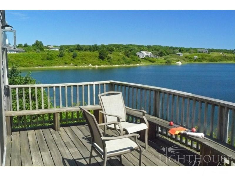 Martha's Vineyard boat house vacation rental - Stonewall Pond-Boathouse - Chilmark - rentals