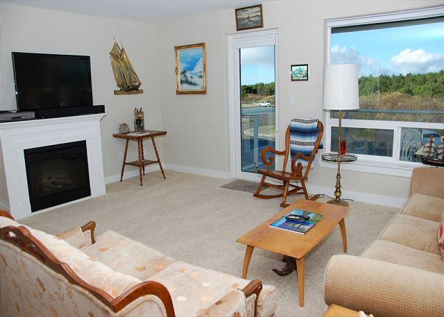 Unit 1224 - Vacations by the Sea, Westport, Washington - 2 Bedroom Cozy Condo - Westport - rentals