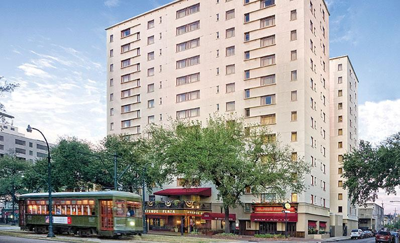Outside - New Orleans Vacation Rental - 1br Avenue Plaza - New Orleans - rentals