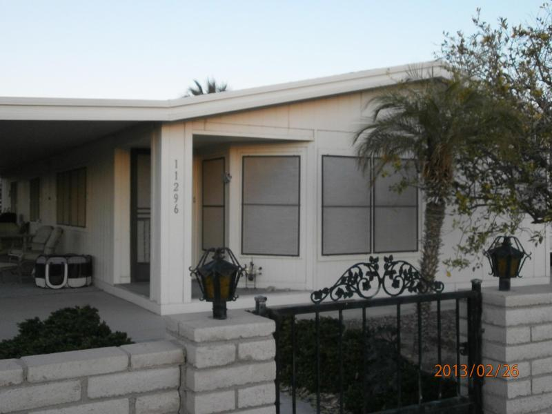 Front on Ocotillo Ln - 2 bdr 2 bath turn key ready - Yuma - rentals