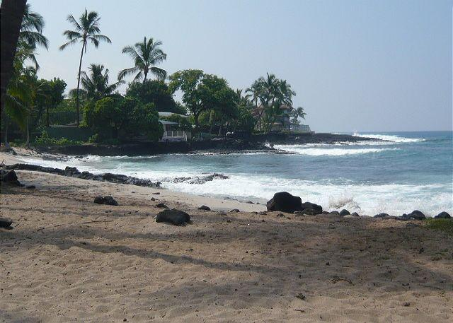 Honl Beach at the Kona Reef - #KReefD33 - Kona Reef D-33 - Kailua-Kona - rentals