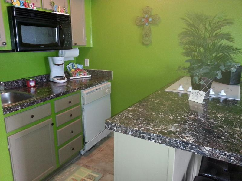 KITCHEN - Beach Front Condo - Galveston - rentals
