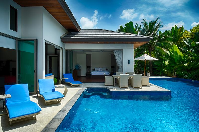 Outdoor View - Family Villa walking distance from Bangtao Beach - Cherngtalay - rentals