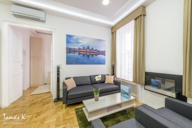Grand Nador Apartment Budapest - Grand Nador Apart. - brand new luxury top location - Budapest - rentals