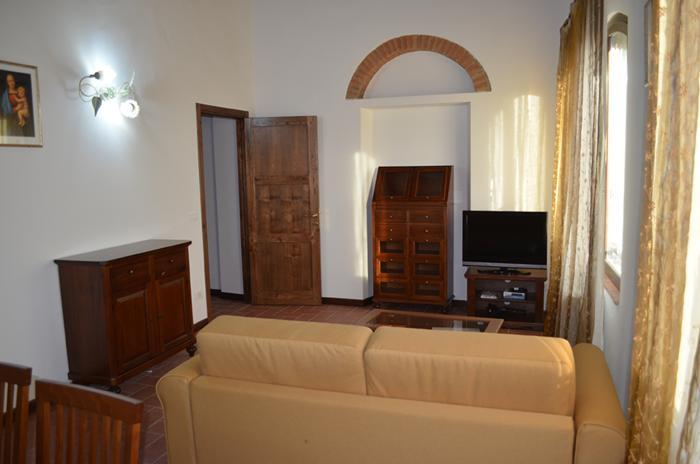 "sitting room - ""Raffaello"" beautifully decorated apartment - Florence - rentals"