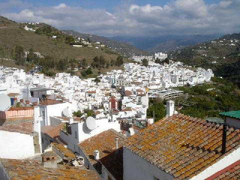 View from the terrace - A pretty village holiday house in Torrox Pueblo - Torrox - rentals