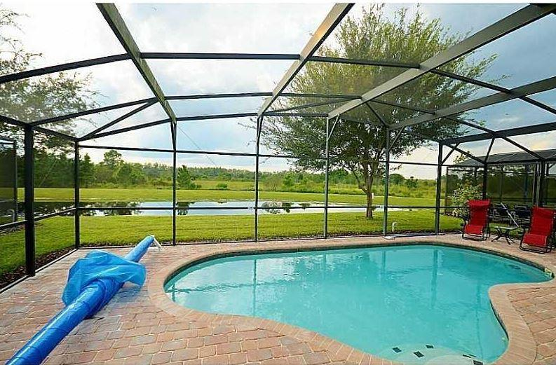 Private Pool with view - The Peninsula Clermont, Orlando - Four Corners - rentals