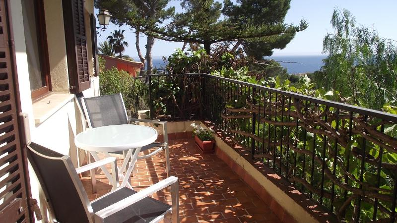 House in Puerto Portals view sea wifi Barbacue - Image 1 - Costa d'en Blanes - rentals