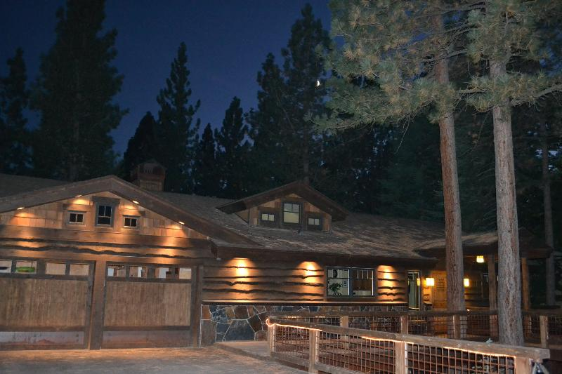 House Street View - Luxury Tahoe City Home, Hot Tub, Pool Table - Tahoe City - rentals