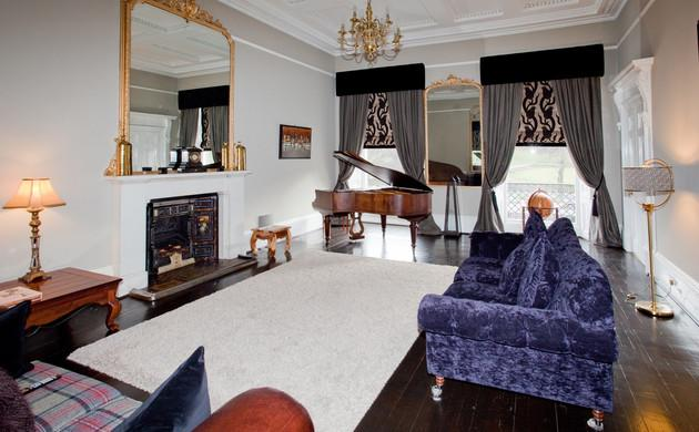 Hillside Townhouse - Image 1 - Edinburgh - rentals