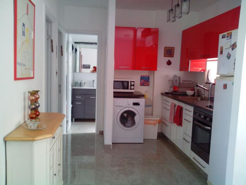 Kitchen and Washer/Dryer - 15 Gideon St - Best Bet near The German Colony - Jerusalem - rentals