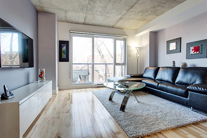 Lounge - Crystal Condo Montreal - Montreal - rentals