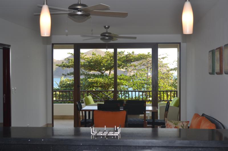 View from the Kitchen - Emerald Villas Nicaragua - San Juan del Sur - rentals