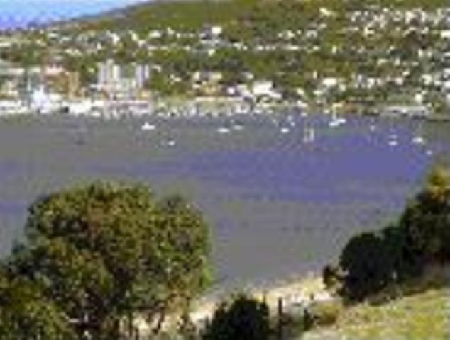 View of Simonstown Harbour - Bayview Heights Accomodation - Simon's Town - rentals
