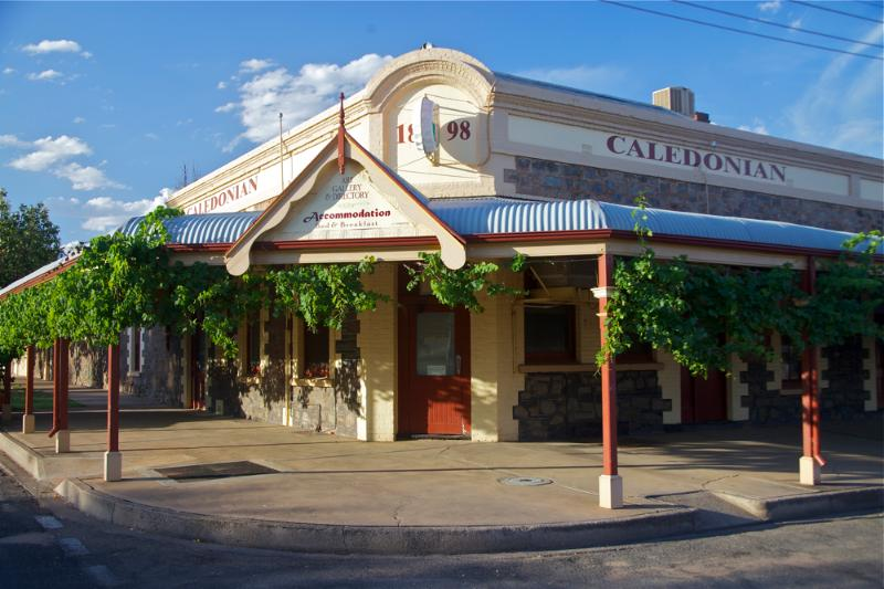 'The Cally' - BROKEN HILL CALEDONIAN BED & BREAKFAST - Broken Hill - rentals