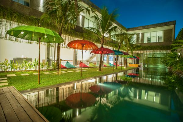 Landscape - 6 Bedroom, July 2014, DISC 20% 3nights,35% 5nights - Seminyak - rentals