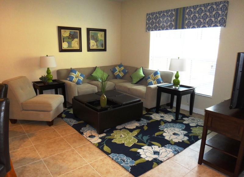 Living Room - Luxury in Paradise Palms - BRAND NEW LUXURY Home!! - Kissimmee - rentals