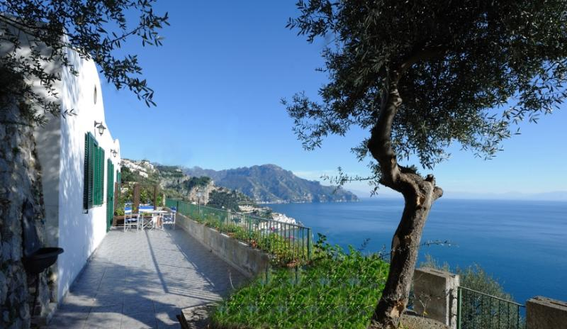 Villa del Sole independent house quiet position - Image 1 - Amalfi - rentals