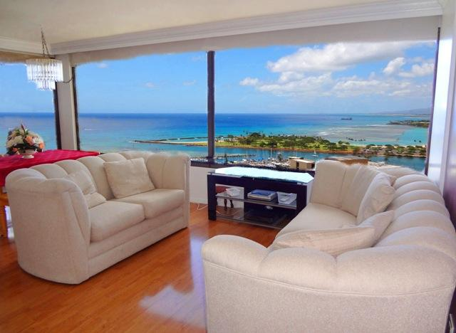 Penthouse Amazing Oceanview Condo - Image 1 - Waikiki - rentals