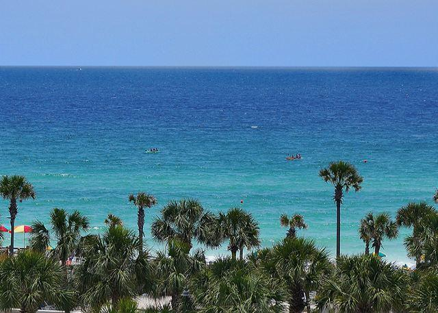 SEE THE GULF FROM 518 - PLATINUM RATED CONDO! SENSATIONAL WEATHER SENSATIONAL FALL SAVINGS! - Destin - rentals