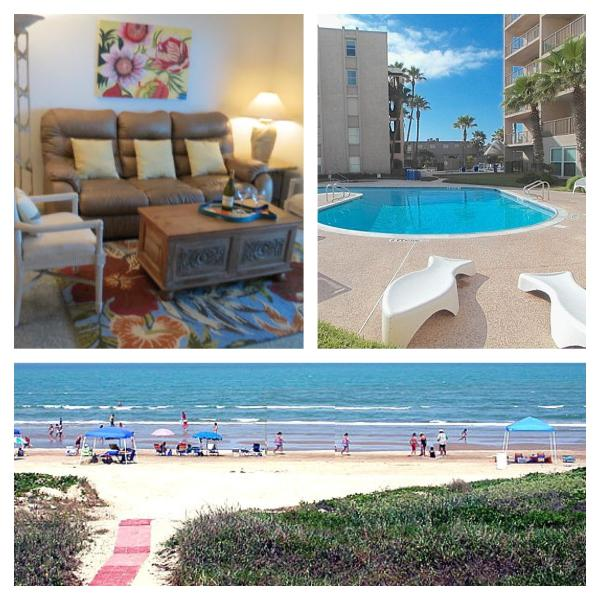 Awesome Beach Front Views - La Sirena (The Mermaid) AT Beach House Condos - South Padre Island - rentals