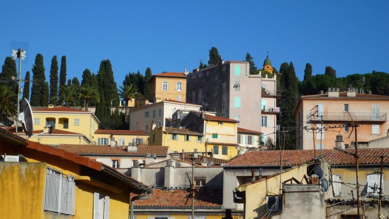 View from lounge - Historical Old Town Renovated apartment + INTERNET - Nice - rentals