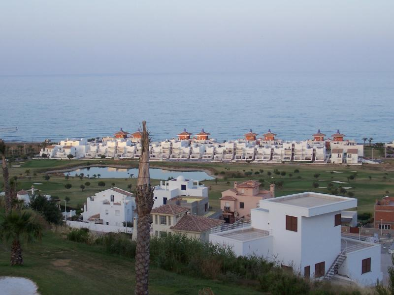 Views from the Terrace - Mediterraneo Appartment - Mojacar - rentals