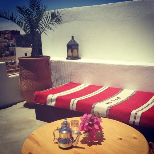 Beautiful Taghazout Mountain Riad  Room 1 - Image 1 - Taghazout - rentals