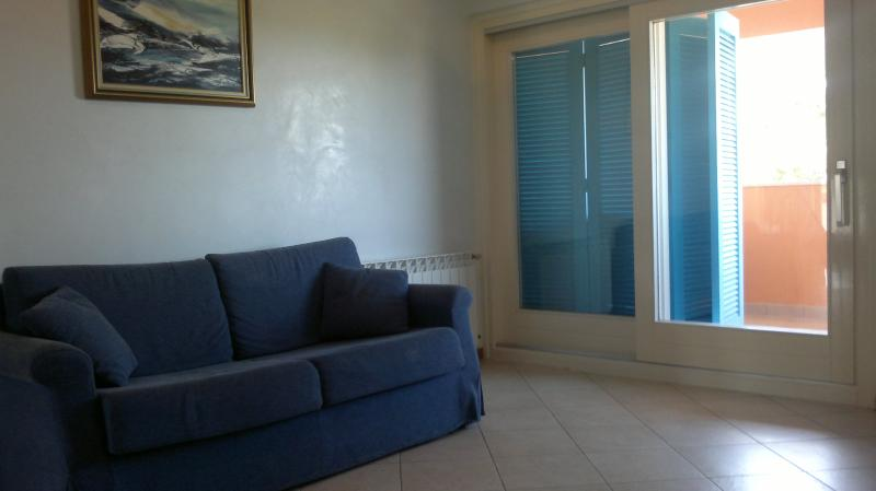 Living room - Appartment on the sea in Lovrecica (Umag), Croatia - Lovrecica - rentals