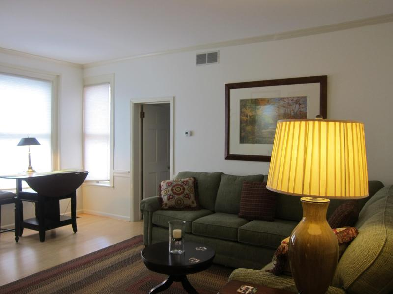 Living room w/ view of dining area - Strasburg Village Inn Vacation Home - Strasburg - rentals