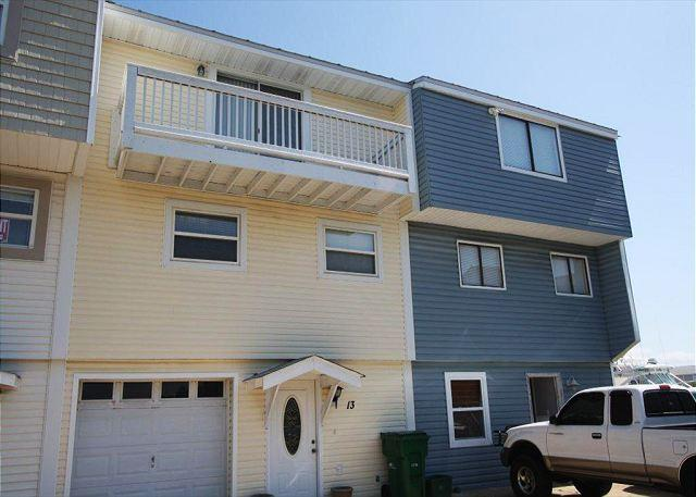 Canal Place ~ Townhome Directly on the Destin Harbor! Boat Slip! - Image 1 - Destin - rentals