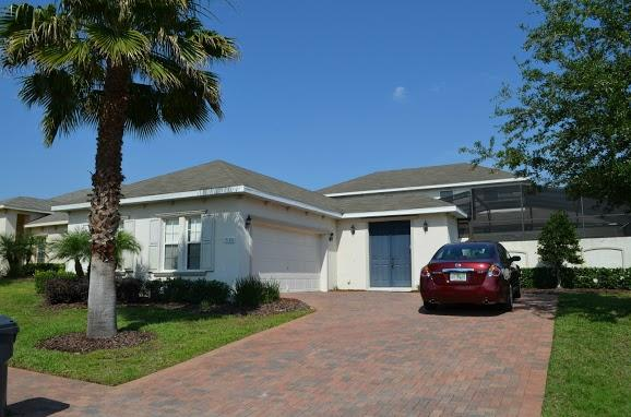 Kissimmee vacation home rental-Close to Disney, 5 beds, 2 bath Private Pool & Spa - Image 1 - Florida - rentals