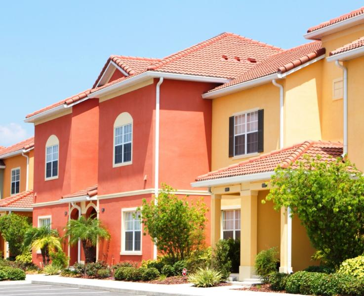 Paradise Palms–5BD/4BA Town Home w/Pool–Sleeps 10 - Image 1 - Kissimmee - rentals