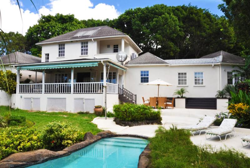 Barbados Villa 34 Suitably Equipped For Outdoor Dining And A Refreshing Pool For Those Who Want To Take An Afternoon Dip. - Image 1 - Sandy Lane - rentals