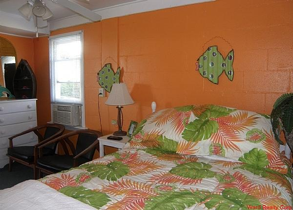 Queen Bedroom Too - Sounds Perfect - Topsail Beach - rentals