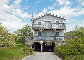 D122- Starfish Cottage (Formerly Alvord) - Image 1 - Duck - rentals
