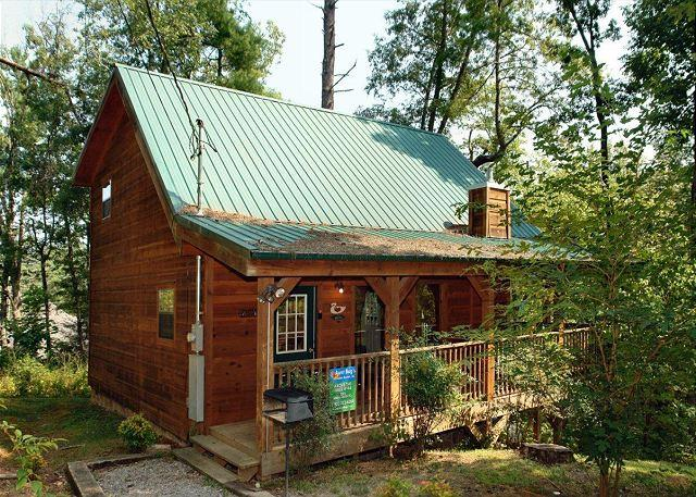 ABOVE THE FALLS - 1 Bedroom Cabin with Pool Table Behind Dollywood in the Birds Creek Area - Sevierville - rentals