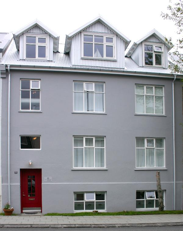 The Nest apartment house in Reykjavik center - Attic apartment with great view in center - Reykjavik - rentals