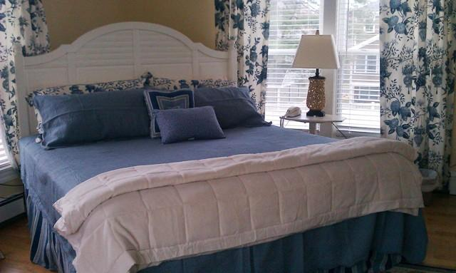 1st bedroom - The Hydrangea 2 bedroom Suite - Hampton - rentals